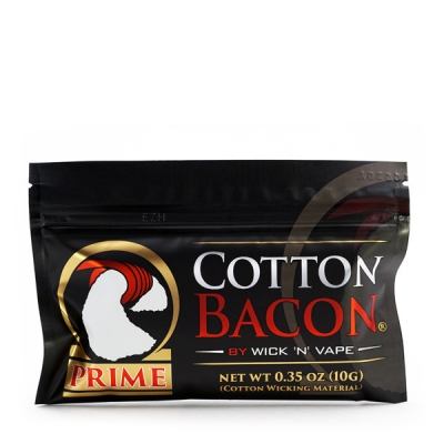 Cotton Bacon Prime Baumwollwatte