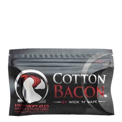 Cotton Bacon v2 - Baumwollwatte